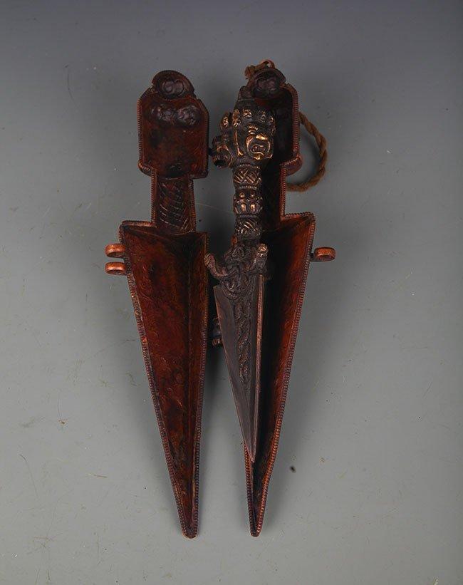 TIBETAN BUDDHISM INSTRUMENTS VAJRA - 4