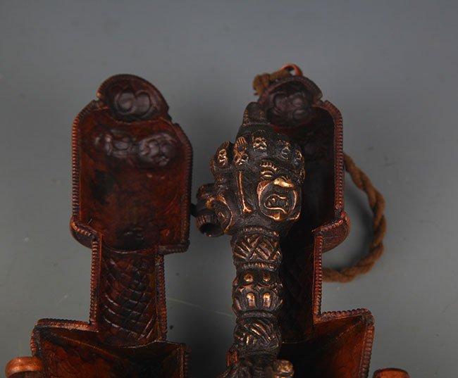 TIBETAN BUDDHISM INSTRUMENTS VAJRA - 5