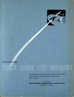 1: Proceedings The Age of Space Book 1957