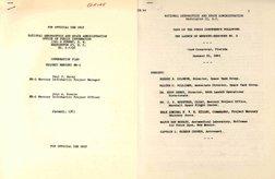 2: NASA Mercury 2 Flight of Ham Report
