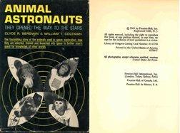 4: 1963 Mercury Animal Astronauts Book