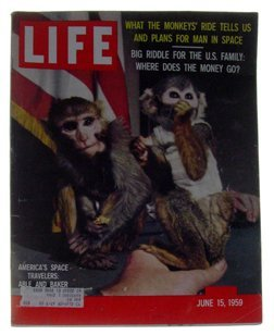 6: June 15, 1959 Life Mag Able & Baker
