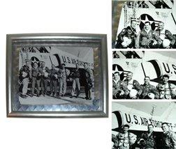 8: Mercury 7 Astronauts Signed Photograph