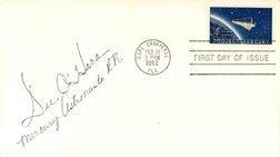 12: NASA Astronaut Nurse O Hara Autograph