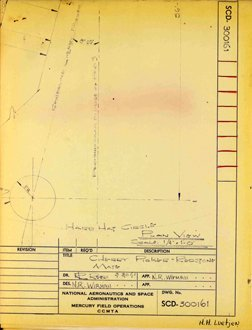 16: NASA Mercury Field Operations Blueprint