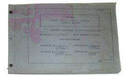 18: 1961, Diagrams Mercury Booster