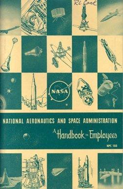 33: 1962, A Handbook for Employees, NASA