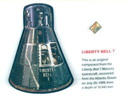 64: Mercury, FLOWN Liberty Bell 7 Component
