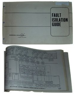 "412Y: NASA Apollo Saturn ""Fault Isolation Guide"""