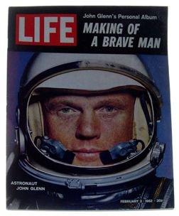 "7300A: February 1962, ""Life"" Magazine Featuring John"