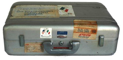 22: NASA Halliburton Briefcase