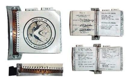 464A: Apollo 15 Lunar Surface Checklist
