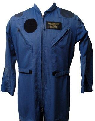 579: Blue Shuttle Flight Suit