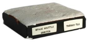 Space Shuttle Thermal Tile