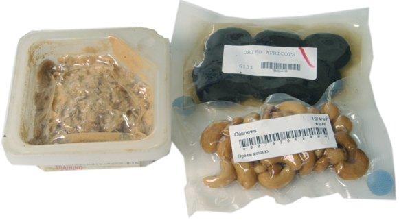 "583: Shuttle ""Freeze-Dried"" Food Packs"