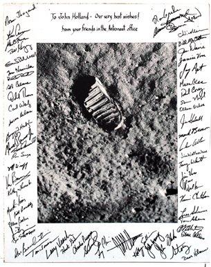 590: 60 Shuttle Astronaut Autographs