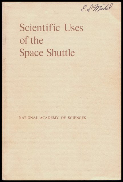 """595: """"Scientific Uses of the Space Shuttle"""""""
