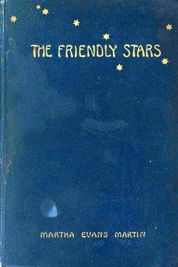 """3: 1907 """"The Friendly Stars"""" Martha Evans Stars"""