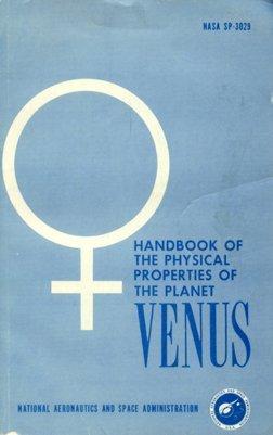 7: Books on the Properties of Venus Mars Jupiter