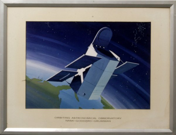 23: Orbiting Observatory NASA-Goddard-Grumman