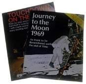 418: Apollo 11 2 Commercial Pictorial Publications