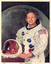 503: Apollo 11 Neil Armstrong Autograph