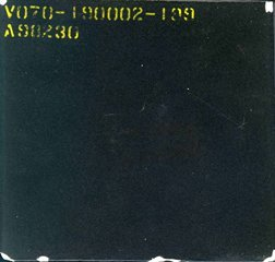 894: STS-1 Columbia Tile