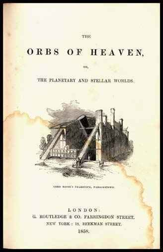 10: The Orbs of Heaven by O.M. Mitchell