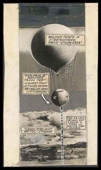 20: 1931/34, National Geographic Balloon Flig