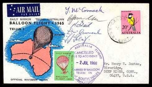 24: 1937//82, Balloon Cover Potpourri