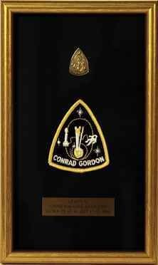 209: FlownGemini 11 Sterling Silver Medallion