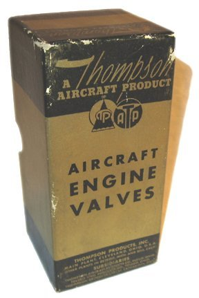 1: Thompson Products Valve Box
