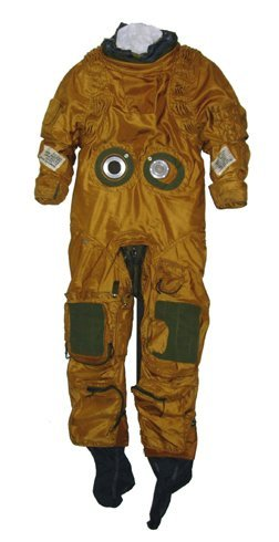 Shuttle Escape High Altitude Pressure Flight Suit Clark
