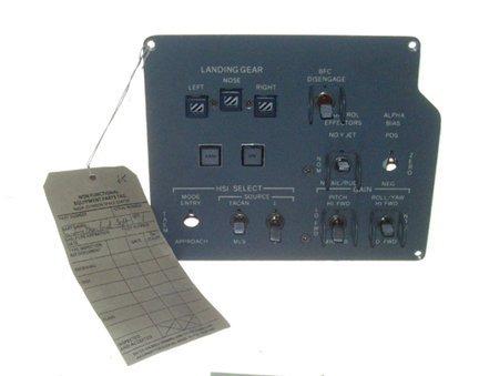 644: Space Shuttle Landing Gear Panel