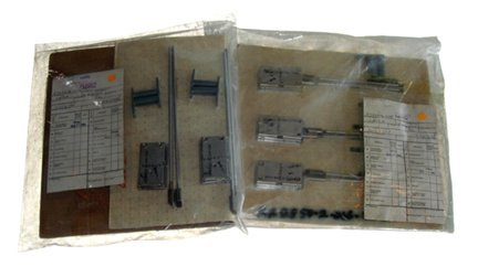 658: Lot of 2 Space Shuttle Cage/Prime OVW10 Water Line