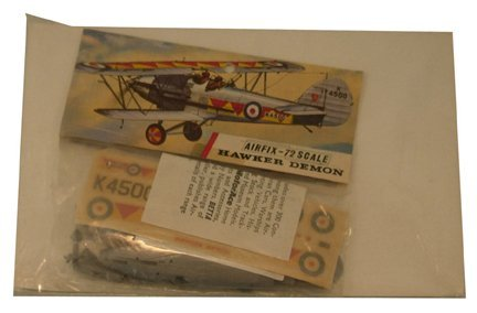 2011: Airfix 1950's Hawker Demon 1:72 Plastic Model Kit