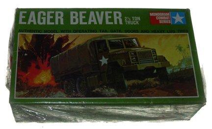 2501: Monogram 1966 Eager Beaver 21/2 Ton Standard U.S.
