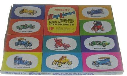 2510: Harbutt's Replicars Miniature Model Motor Cars Co