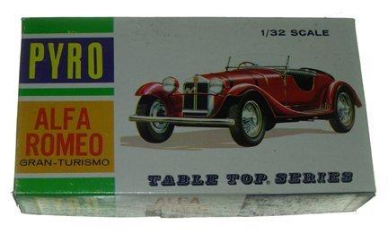 2521: Pyro 1966 Alfa Romeo Gran-Turismo Manufacturer: P
