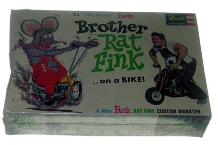 2526: Revell 1964 Ed 'Big Daddy'Roth's 'Brother Rat Fin
