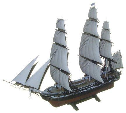3062: Revell U.S.S. United States Sailing Ship Manufact