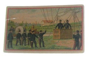 2: Military Balloon Commemorative Card