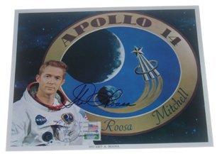 203: Stuart Roosa Apollo 14 Autograph
