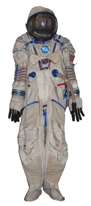264: Sokol Spacesuit Worn By Dr. Ed Lu