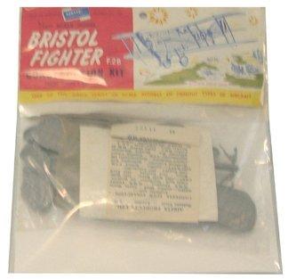 2002: Airfix 1950s Bristol Fighter F-2B Plastic Model K