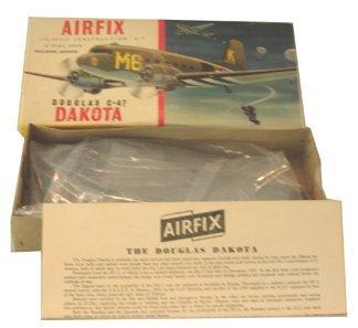 2006: Airfix 1950's Douglas C-47 Dakota Plastic Model K