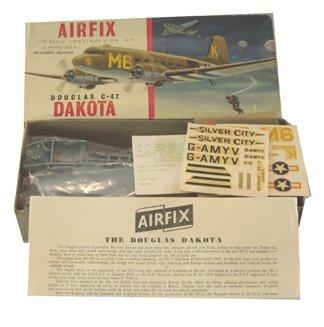 2007: Airfix 1950's Douglas C-47 Dakota Plastic Model K