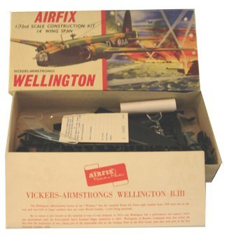 2020: Airfix 1950's Vickers-Armstrong's Wellington 1:72