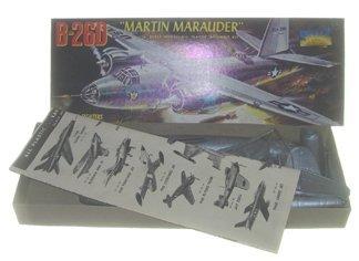 2025: Aurora 1950's B-26D Martin Marauder 1:4 Plastic M