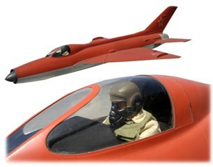 10465B: Lg Model Russian MIG 21